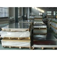 Quality Smooth Surface Aluminum Alloy Sheet 1050A / ENAW - 1050A Temper F For Auto Ship Building for sale