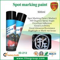 Quality Heat Resistant marking paint spray , Spot Marking Paint Fluoro Colours for sale