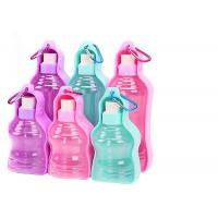 Quality Eco Friendly Pet Water Bottle Dispenser 300ML Food Grade PP For Travelling for sale