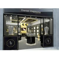 Quality Custom Showroom Display Cases / Jewellery Showroom Furniture for sale