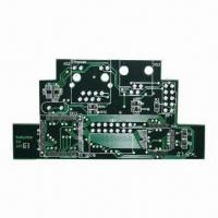 Quality 4-layer PCB for Web Linker, with 1.6mm Thickness for sale