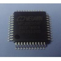 Quality Megawin MCU, 8051 MicroController MPC89L / E515 2.4V ~ 3.6V Voltage 63KB Flash ROM for sale