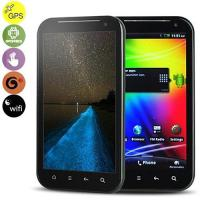 Quality MTK6575 4.6 Inch Capacitive Screen Android 4.0 Smartphone for sale