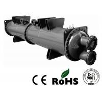 Quality Commercial Shell And Tube Condenser , Water Cooled Heat Exchanger For Cold Room for sale