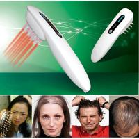 Quality Fashion High lights LLLT 15 Cold Lasers Hair Laser Comb For Hair Loss Treatment for sale