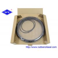 Quality Rubber Floating Oil Seal , O Ring Lip Seal Shore A Hardness Various Size for sale