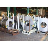 Quality Customized 321 Stainless Steel Sheet Coil Hot Rolling SGS Certification for sale