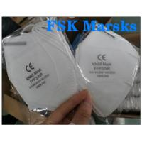 Quality FSK N95 KN95 FFP3 Respirator Mask Anti Pneumonia Smoke Mask 99% Filtration for sale