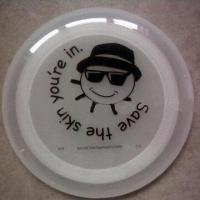 Quality Mini Flying Disc, Made of Plastic for sale