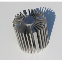 Quality Anodized 6061 / 6060 Aluminium Heatsink Extrusions With Finished Machining for sale