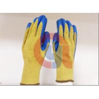 Quality Flame Retarding Aramid Cut Protection Gloves For Metal Sheet And Glass Processing for sale