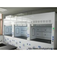 Quality Fiber Reinforced Plastic Fume Hood Laboratory Equipment Polymer Resin Lining / Baffles for sale