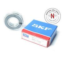 Quality SKF 6004-2RSH DEEP GROOVE BALL BEARING, 20mm x 42mm x 12mm, FIT C0, DBL SEAL            deep groove ball bearing for sale