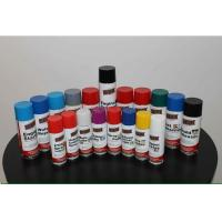 Buy High Coverage Aerosol Spray Paint No Sagging For Leather / Ceramics at wholesale prices