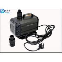 Quality Plastic Shell Fish Tank Submersible Aquarium Water Pump 4500L/H Fish Air Pump for sale