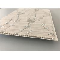 Buy 30 Cm Laminated Pvc Wall Panel , Kitchen Cabinet Laminate Sheets Non Flammable at wholesale prices