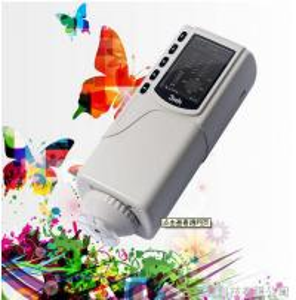 Quality nr145 d65 light source colorimeter color analysis equipment portable colorimeter with 8mm aperture PC software for sale