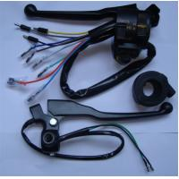 Quality Honda Cd100 Motorcycle Handle Bar Switch 7/8  22MM , Brake Lever Motorparts for sale