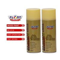 Quality Wood Furniture Acrylic Spray Paint Fast Drying Scratch Resistant UV Protection for sale
