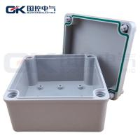 Portable ABS Plastic Enclosure Boxes Switch PVC Enclosures For Electrical