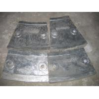 Quality No breakage Good Finish Cr12 Mill Liners White Iron Castings Iron Casting Manufacturer for sale