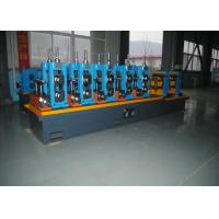 Quality High Speed Galvanized Erw Pipe Mill / Tube Making Machine CE ISO9001 Approved for sale