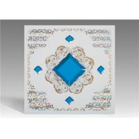 Quality Economical Moisture Proof Ceiling Tiles For Drop Ceiling 2.35 Kg/M2 for sale