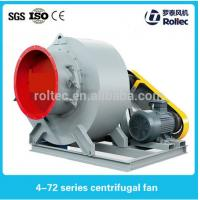 Quality Industrial mechanical suction centrifugal blower fan of China for sale