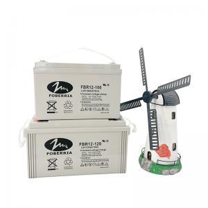 Quality ODM AGM Marine Consumer Electronics Battery 65ah 200ah Gel Solar Lead Acid Battery for sale