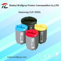 Buy cheap Compatible for Samsung CLP-300A toner cartridge from wholesalers
