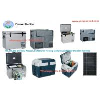 Quality 70L DC Solar Freezer, Suitable for Fishing, Camping for sale