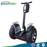 Buy cheap Two battery system 4000W off roading Segway Electric Scooter , two wheeled from wholesalers