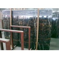 Quality Pre Cut Black Marble Vanity Countertops , Potoro Wall Mounted Marble Bar Counter for sale
