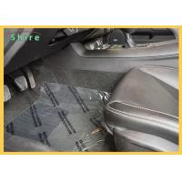 Buy cheap Anti - Puncture Clear Automobile Carpet Protective Film Auto Carpet Protection from wholesalers