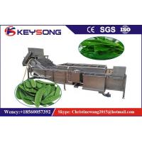 High Pressure Food Processing Machinery Fruit And Vegetable Washing Machine