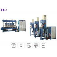 Quality 35KVA High Frequency Plastic Welding Machine 25KW 250×1900 MM Welded Area for sale