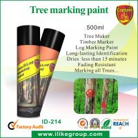 Quality High Reflective Tree Marker , Tree Marking Spray Paint Colors For Furniture for sale