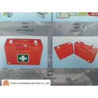 Quality Disposable Medical Surgical Instruments With Bouffant Cap / PP Coverall / First Aid Box for sale