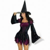 Quality Halloween Costumes, Suitable for Adult and Children for sale