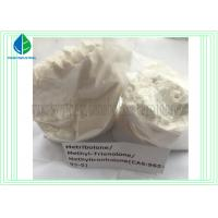 Quality Metribolone / Methyltrienolone / Methyltrenbolone Raw Steroid Powders CAS 965-93-5 for Breast Cancer for sale