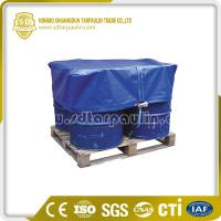 China PVC Pallet Cover Industrial Cover Tarpaulin on sale