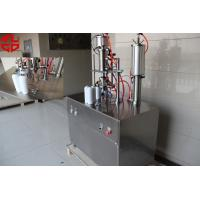 Quality R22 R410a F12 F22 R134a HFC-134a Freon Refrigerant Filling Equipment , Spray Can Filling Machine for sale