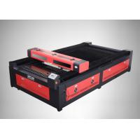 China Large Size Laser Cutting Machine LCD Touch For Garment / Fabric / PVC Board on sale