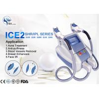 Quality 3000W High Power E-Ligth Ipl Freeze Painless Ipl Hair Removal Machine for sale