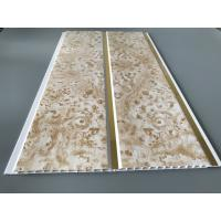 Quality Pvc Cladding Bathroom Wall Panels 7mm Thickness for sale