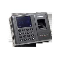 China Ideally suitable for offices, retail outlets Full Color 3000 Users Network Biometric Access Control And Time Attendance on sale