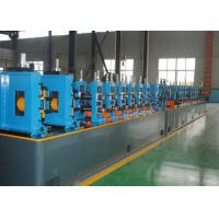Quality Blue Intelligent Industrial Ss Tube Mill For Stainless Steel Pipe Making for sale