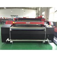 Quality Heavy Duty Dye Sublimation Fabric Printer With Fan Drying System for sale
