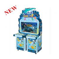 Quality Fish Fork Master video redemption game machine for kids for sale