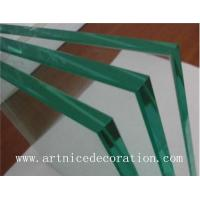 Buy 19mm clear float glass with CE and ISO9001 certificate high quality clear glass at wholesale prices